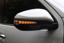 Photo of Pasang Sein Spion LED, Toyota Fortuner VRZ Makin Atraktif dan Aman