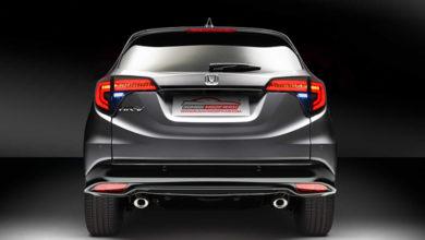 Photo of Lightbar, Sulap Honda HRV 2014 Jadi Hybrid