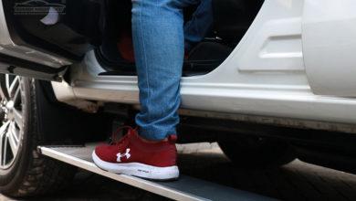 Photo of Foot step electric, Keluar Masuk Fortuner Jadi Mudah