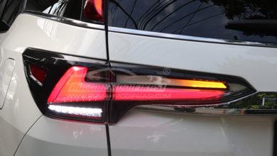 Photo of Spesial Buat Fortuner VRZ-SRZ, Stop Lamp Lexus Style Black JDM
