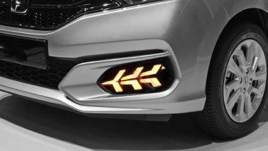 Photo of DRL Arrow Design Honda Jazz, Kinclong Berlampu Lambo Style