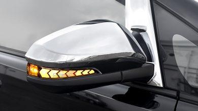 Photo of Spion LED Keren Buat Innova, Komplet Pakai DRL dan Sequential