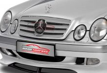Photo of 4 Grill Mercedes-Benz, Keren Berkelas di Bawah 5 Juta
