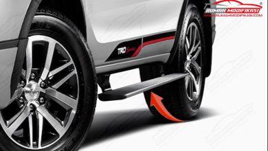 Photo of Electric Foot Step, Naik SUV Jangkung Tak Lagi Nyusahin