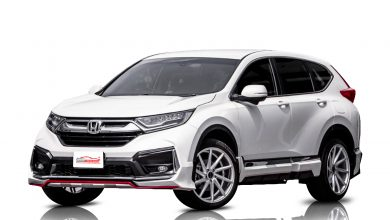 Photo of Body Kit Tithum Honda CR-V, Original Didatangkan Dari Thailand