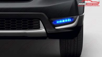 Photo of Blue DRL Sequential Fog Lamp, Paket All in One Buat Honda CR-V