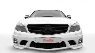Photo of Body Kit AMG C63, Make Over Mercedes-Benz C-Class 2006