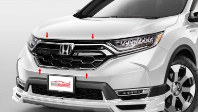 Photo of Grill Modulo Honda CR-V Turbo, Honeycomb Mesh yang Simpel Stylish