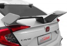 Photo of Wing Spoiler Civic Turbo, FC 450 Mantap Menapak Tanpa Efek Melayang