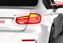 Photo of Seksi Eksotik, Pendar Stop Lamp Lumineux di Buritan BMW Seri 3
