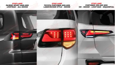 Photo of 3 Stop Lamp Fortuner dan Pajero, Ganteng Dibawah 5 Juta