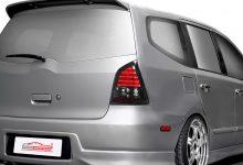 Photo of Dark Smoke Light Bar, Simpel Berkelas di Buritan Nissan Livina