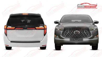 Photo of 3 Aksesori Toyota Innova, Elegan Berkelas Dengan Lexus Style