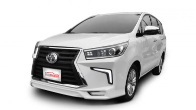 Photo of Body Kit Lexus Style, Upgrade Toyota Innova Tampil VIP