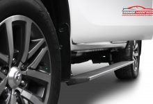 Photo of Electric Foot Step, Cara Mudah dan Keren Keluar Masuk SUV