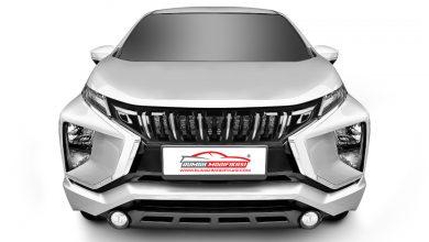 Photo of Grill Mitsubishi Xpander Black Chrome, Cakep Budget Sejutaan