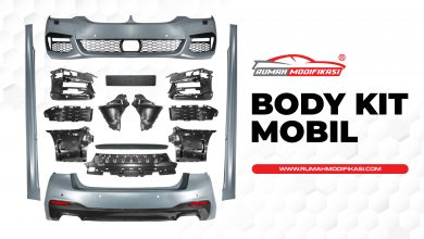 Photo of Selain Bikin Keren, Manfaat Lain Body Kit Mobil