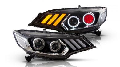 Photo of Headlamp atau Lampu Sorot Mobil Tipe LED dan HID